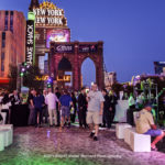 outdoor event at New York New York